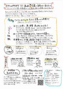 手書きチラシ裏(ブログ用)